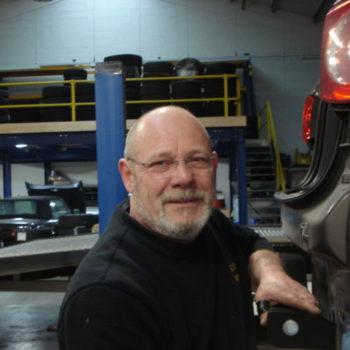 Detlef Sutschet - KFZ-Mechaniker